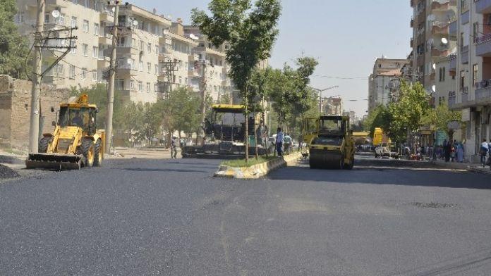 Büyükşehir Belediyesinden Yol Çalışmalarına 145 Milyon Yatırım