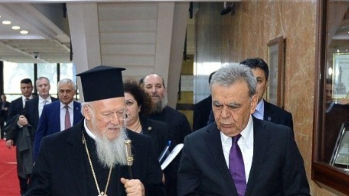 Bartholomeos İzmir'de