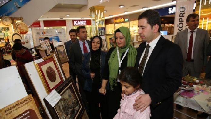 Şanlıurfa'da El Sanatları Sergisi Açıldı