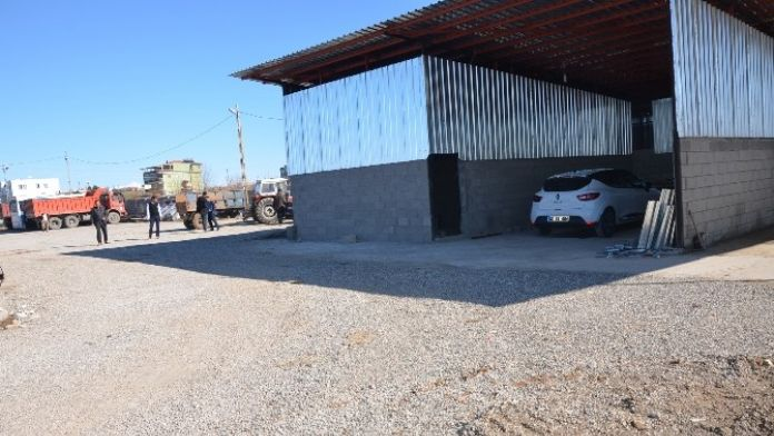Kahta Belediyesi'nin Kademe Birimi Yeni Yerine Taşındı