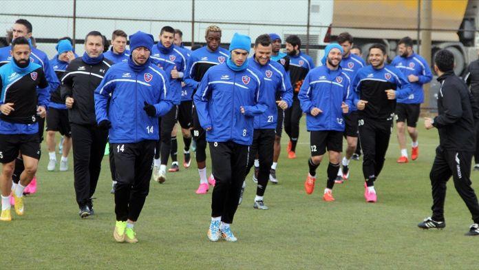 Kardemir Karabükspor, Balıkesirspor maçına hazır