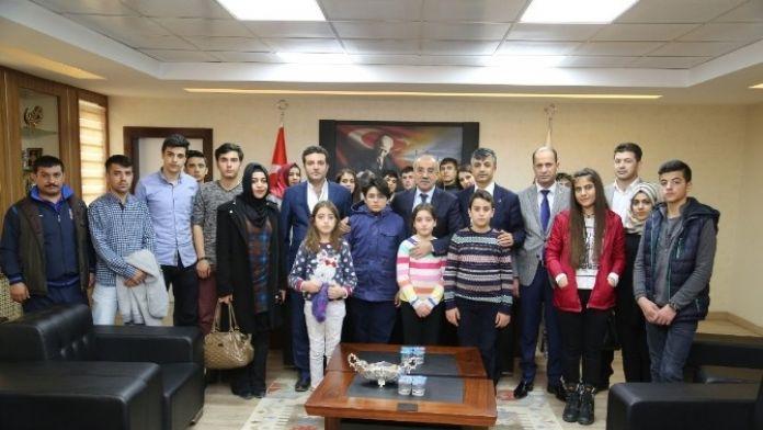Şehit Ve Gazi Çocukları Şanlıurfa'yı Gezdi