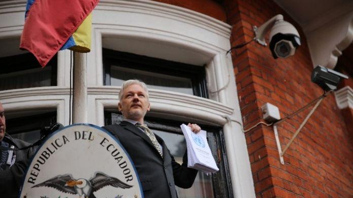 Assange: 'Bu İnkar Edilemeyecek Bir Zaferdir'