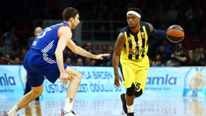 Fenerbahçe'yi Efes de durduramadı!