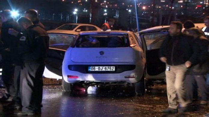 Ankara'da feci kaza: 5 ölü, 5 yaralı!