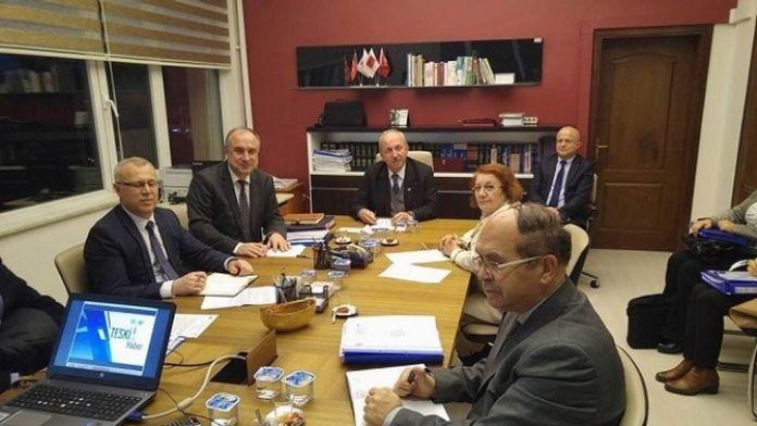 Teski Yönetim Kurulu Toplantısı