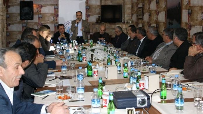 Başkan Özaltun, Beyşehir'i Dünyaya Tanıtmak İstiyor