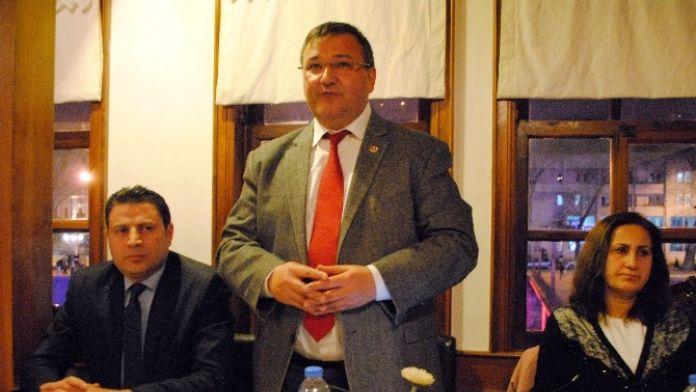 CHP'li Tuncer: '550 Milletvekilinin Odası Teker Teker İncelenmeli'