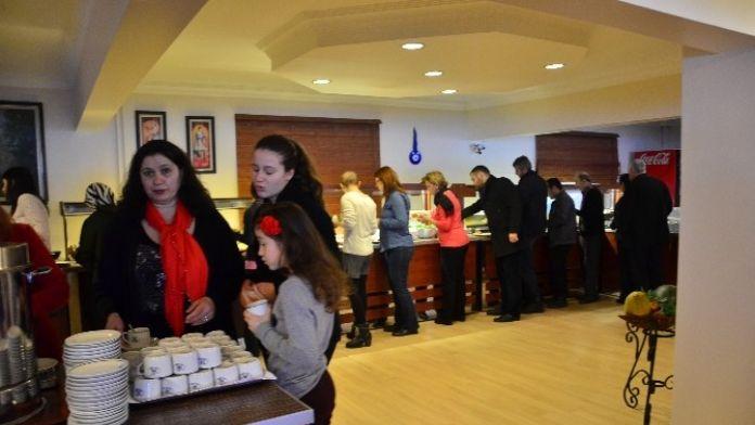 Kent Konseyi STK'larla Kahvaltıda Buluştu