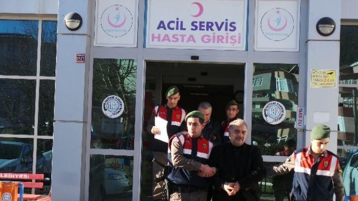 Jandarmadan Kaçan Minibüslerden Suriyeli Göçmenler Çıktı