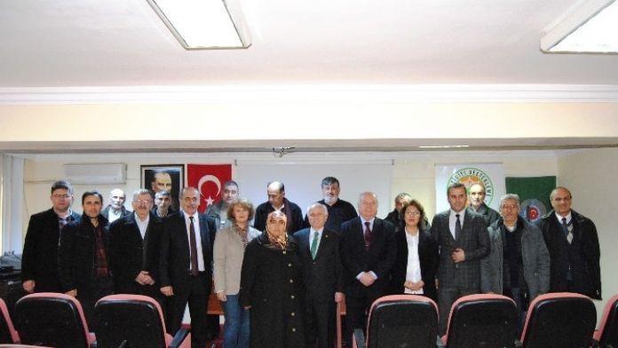 Eskişehir'de Yenilenebilir Enerji Masaya Yatırıldı