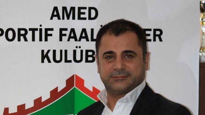 Amedspor Kulüp Başkan Vekili Edemen: Fenerbahçe maçına çıkmayabiliriz