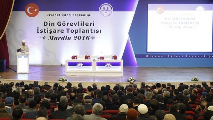 Din Görevlileri İstişare Toplantısı Sona Erdi