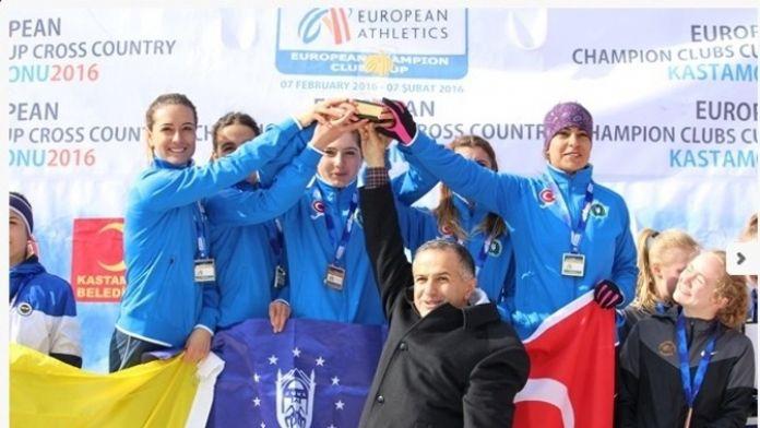 Bursalı Krosçular Avrupa Şampiyonu Oldu