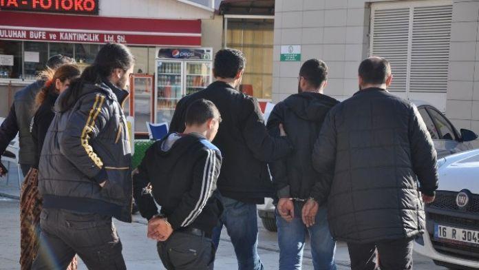 Aranan Şahıs Polisin İkinci Baskını İle Yakalandı