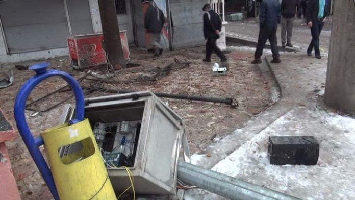 Teröristler MOBESE'ye EYP'yle saldırdı