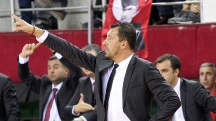 Sarıca: 'Eurocup'ta Üst Tura Çıkacağız'
