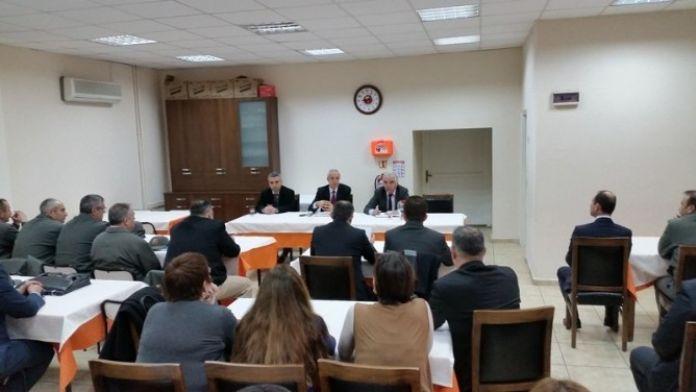 İşletme Müdürlüklerinde Tanışma Ve Çalışma Prensipleri Toplantısı