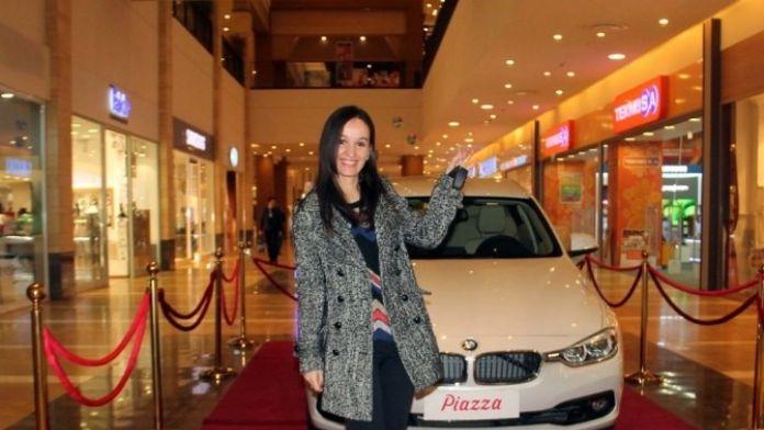 Piazza'nın Hayalleri Süsleyen Otomobili Sahibiyle Buluştu