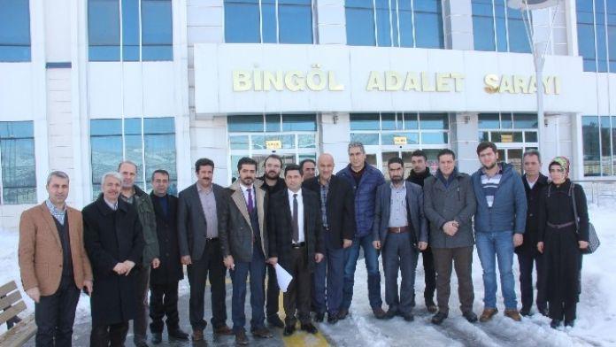 Bingöl'den Kılıçdaroğlu Hakkında Suç Duyurusu