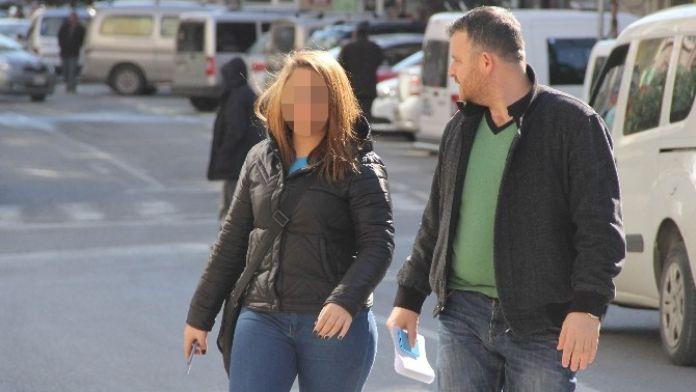 Telefon Çaldığı İddia Edilen Genç Kız Yakalandı