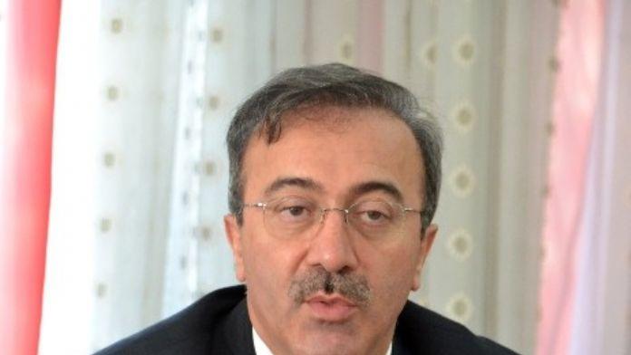 AK Parti Milletvekili Yüce: 'İki Yüzlü Olduklarını Yüzlerine Söyleyeceğiz'