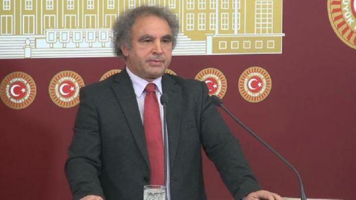 HDP'li Yıldırım: Sayın Davutoğlu'nun ruhlar aleminde bir seyrangaha çıktığını görüyoruz
