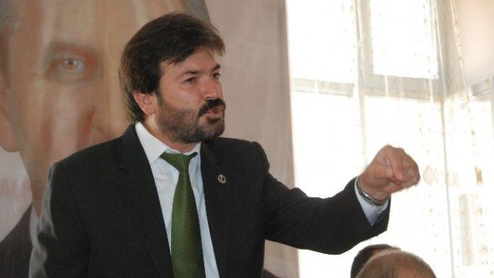 BBP Kahramanmaraş İl Başkanı Hasan Kızıldağ Oldu