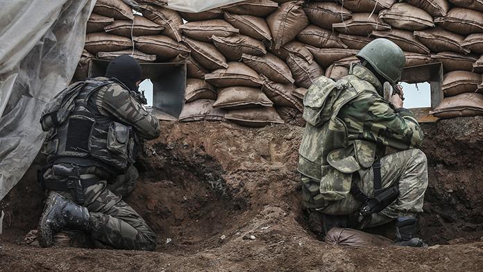 Diyarbakır'da çatışma 3 asker yaralı