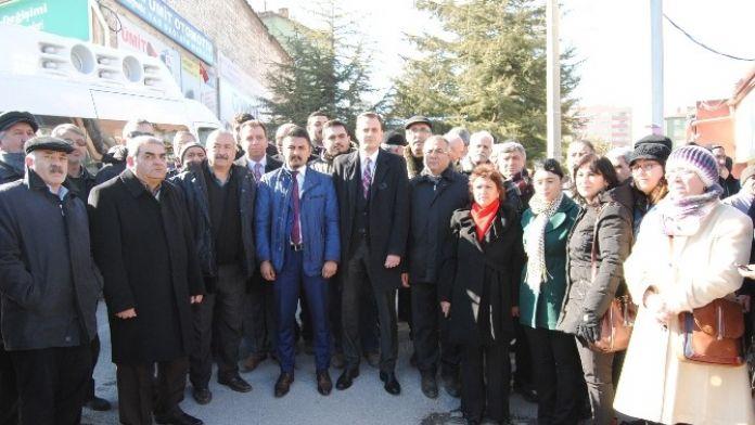 Küçük Sanayi Sitesi Alanı Dönüştürme Projesi