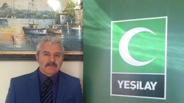 Yeşilay Başkanı Özöncel'den 9 Şubat Dünya Bırakma Günü Mesajı