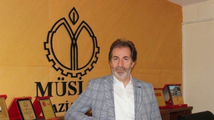Gaziantep'te 'Gazi' Unvanı Kutlaması
