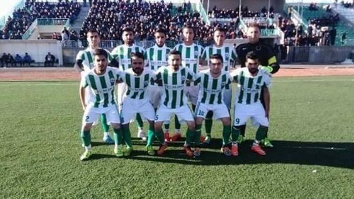 Erciş Belediye Spor Namaglup Şampiyon