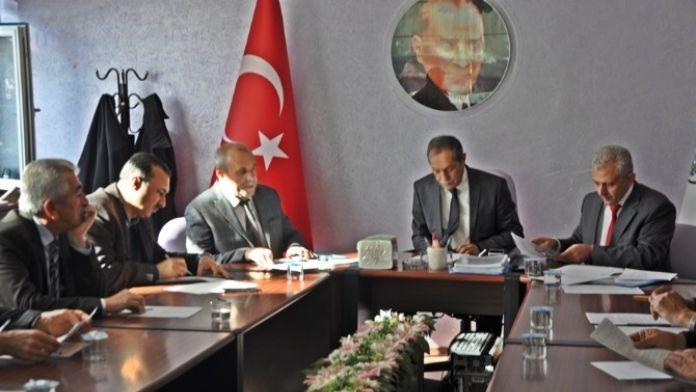 Gölbaşı Belediye Meclisi Şubat Ayı Toplantısı Yapıldı