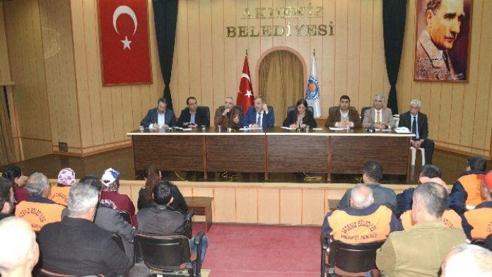 Akdeniz Belediyesi'nde Taşeron İşçilerin Ücretleri Belli Oldu