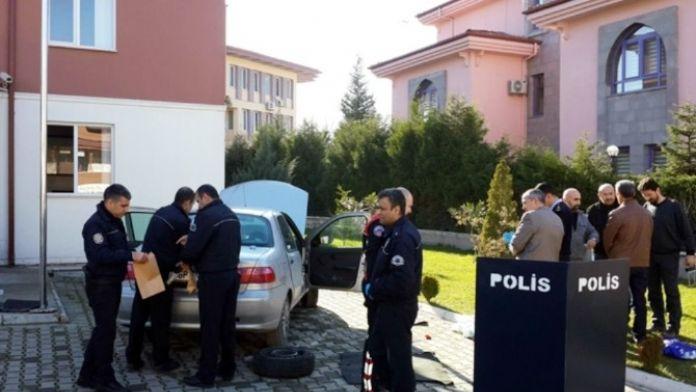 Sapanca'da 3 Şahıs Uyuşturucudan Gözaltına Alındı