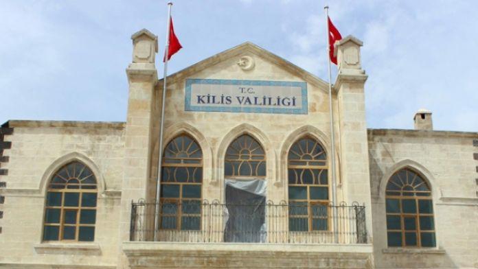 Kilis Valiliğinden 'yasak' kararı