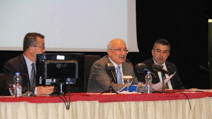 Büyükşehir Meclisine 'Yenileme Alanı' Tartışması Damga Vurdu