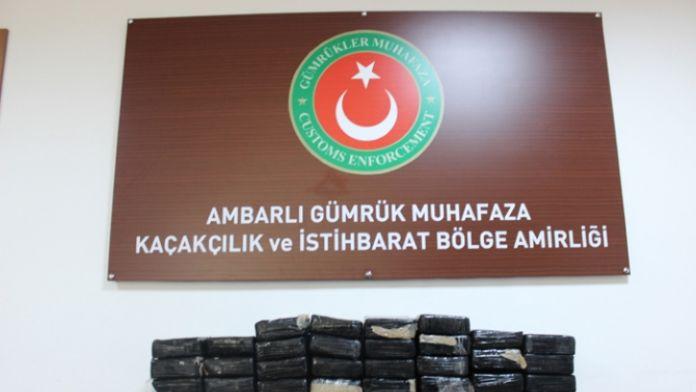 İstanbul'da uyuşturucu tacirlerine büyük darbe