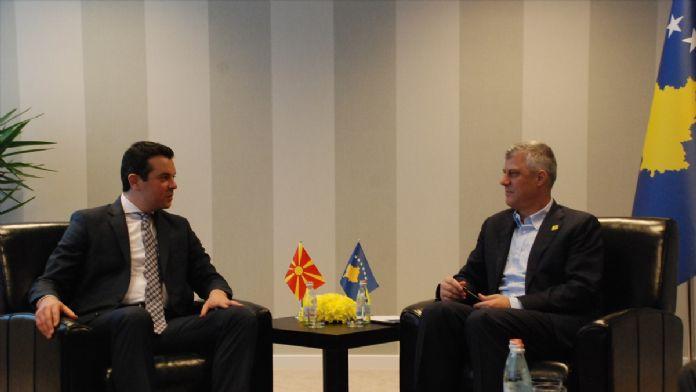 Makedonya ile Kosova arasında sınır işbirliği