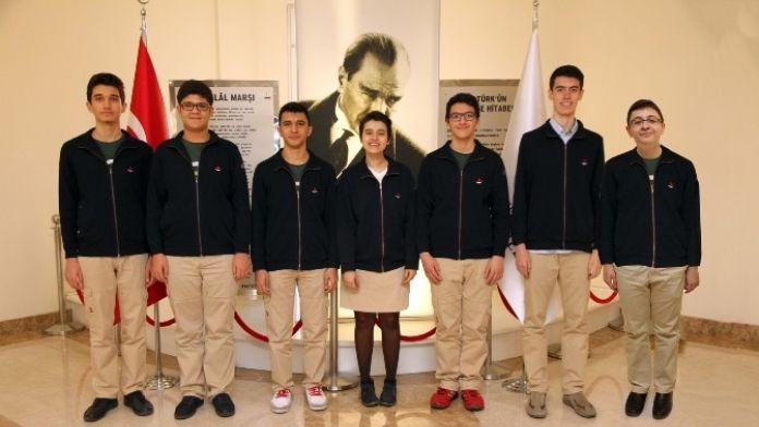 Özel Sanko Okullarının 13'üncü Coğrafya Olimpiyat Başarısı