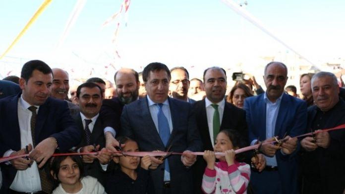 Şanlıurfa'da Çocuk Kütüphanesi Açıldı