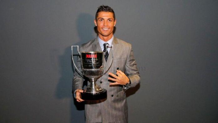 Ronaldo'ya bir ödül daha