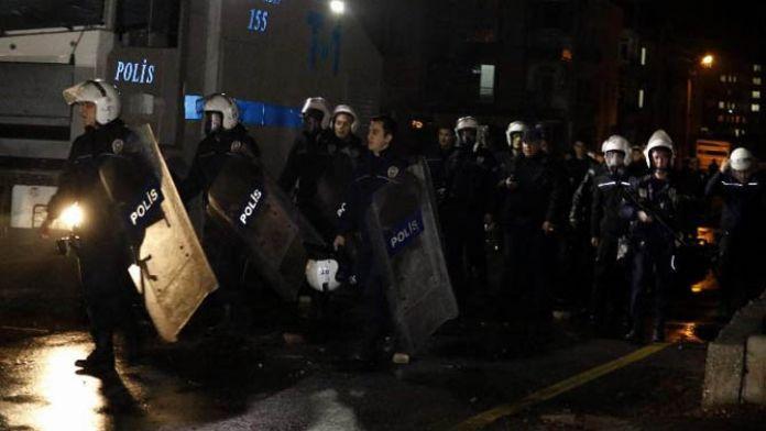 HDP eyleminde olaylar çıktı