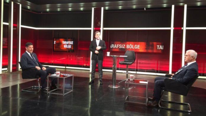 Sinan Ogan: Artık muhalif olan genel merkez