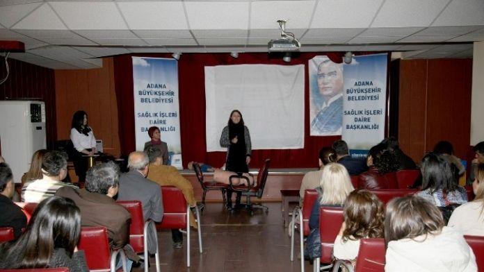Büyükşehir'den İlk Yardım Eğitimi