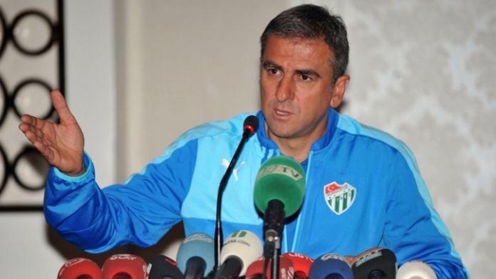 Hamza Hamzaoğlu Galatasaray taraftarlarını kızdırdı