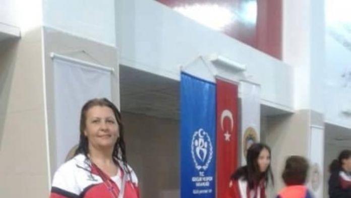 Bronz Madalya Eskişehir'e Geldi