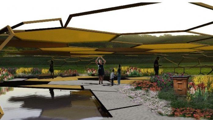 EXPO 2016, Alman Öğrencilerin Bahçe Tasarımına Ev Sahipliği Yapacak