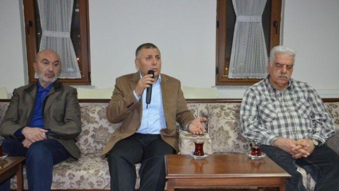 AK Parti İl Teşkilatı, İl Kurucular Kurulu İle Bir Araya Geldi